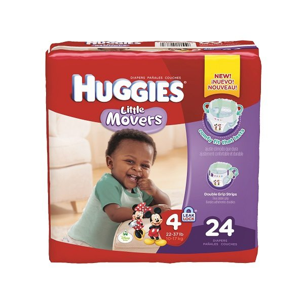 New Huggies Little Movers Diapers Coming to Target #MovingMoments #MC Sponsored