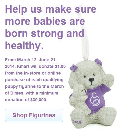 March of Dimes Bear