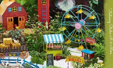 Fairy Garden Ideas: Miniatures and Other Essentials