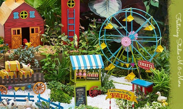 Fairy Garden Ideas: Miniatures and Other Essentials
