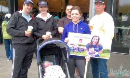 March of Dimes: Seattle and Greater PS 2014 Walk