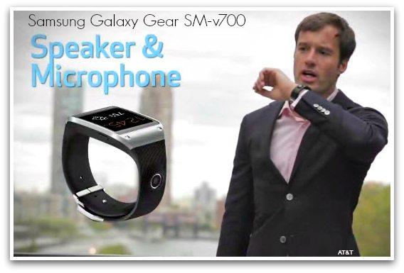 Samsung Galaxy Gear SM-v700 review