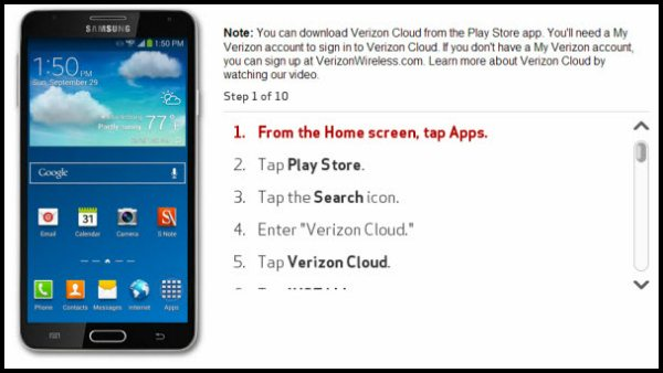 Setting Up Verizon Cloud Service - Step-by-Step Tutorial