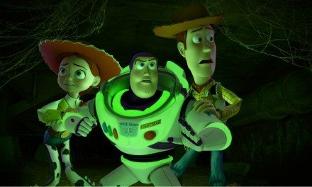 Toy Story OF TERROR! Disney Pixar Frightfully Fun Adventure