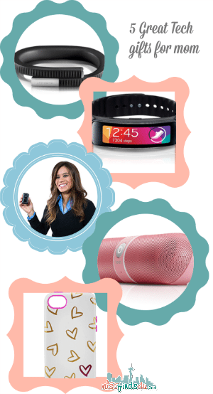 Top 5 Tech Gifts for Mom