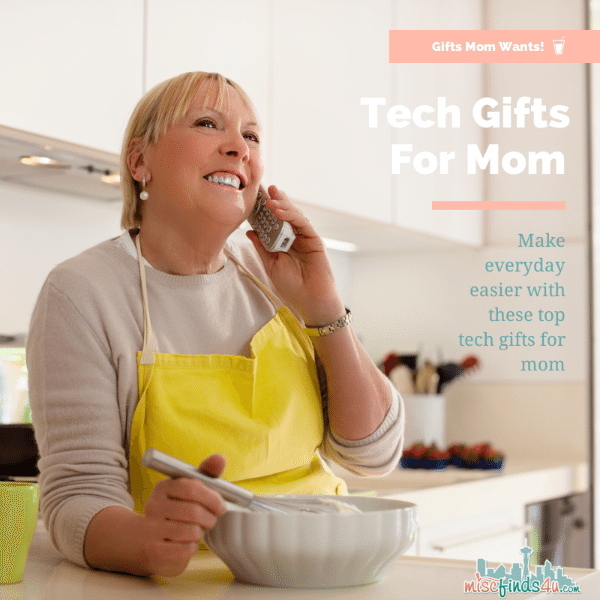 Mother's Day Gifts: Five Great Tech Ideas for Mom #Giveaway #ATTSeattle