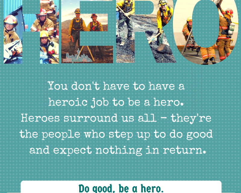 Anyone Can Be a Hero – Murphy-Good & Operation Homefront