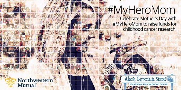 #MyHeroMom logo #MC