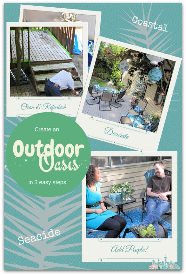 Outdoor Oasis Party: Create One in 3 Easy Steps #MC #Pier1OutdoorParty @pier1 sponsored