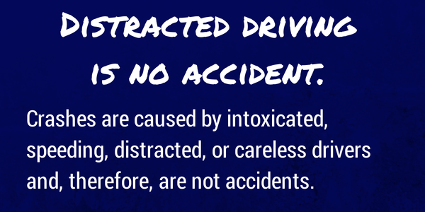 Distracted Driving is No Accident - Distracted Driving: It's Time To Admit We're the Problem #DecideToDrive #CleverGirls sponsored