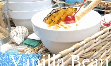 Ice Cream Recipes: Homemade Vanilla Bean in 30 Minutes