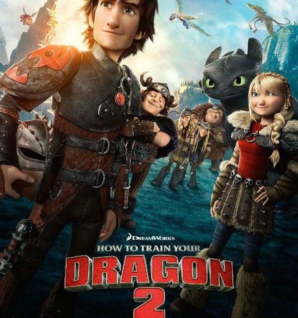 How To Train Your Dragon 2 Hits Theaters Friday! #Giveaway  #HTTYD2