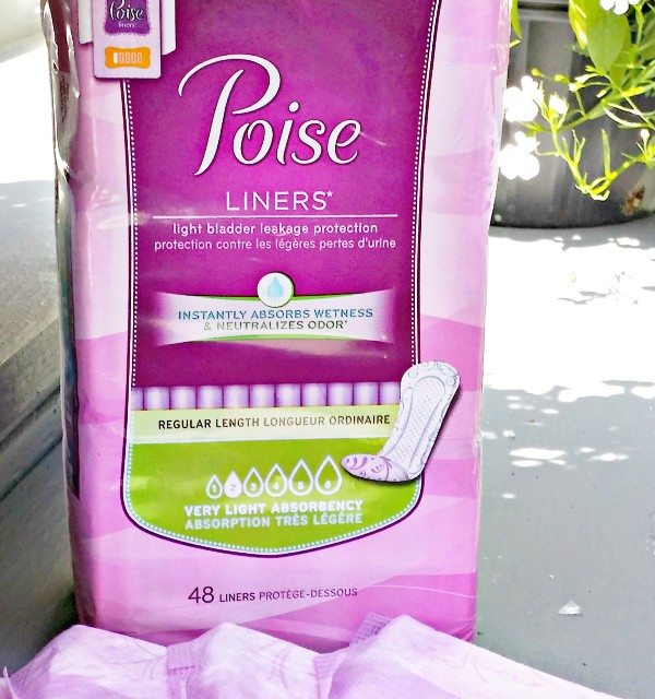 Poise Microliners for Light Bladder Leakage – Take That LBL!