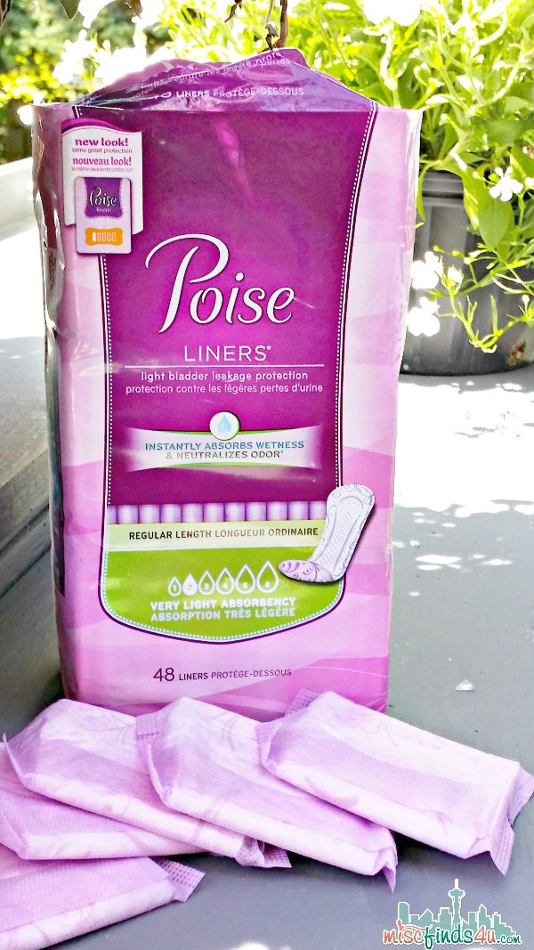 Poise Microliners for Light Bladder Leakage - Take That LBL! Ad