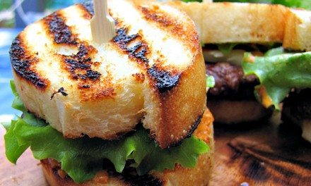 Sliders Recipe: Roasted Bell Pepper and Chipotle