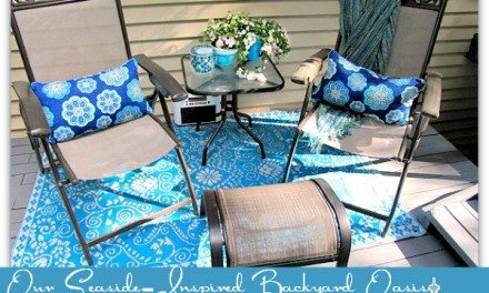 Outdoor Oasis Party: Create One in 3 Easy Steps