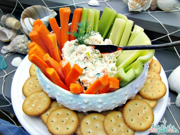 Super Bowl Appetizer Recipe: Creamy Shrimp Dip