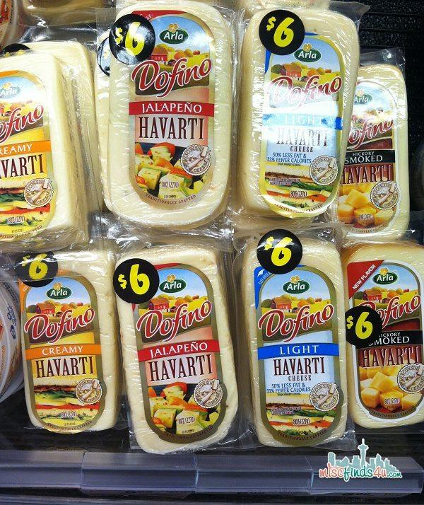 Arla Dofino Cheese: Create Tasty and Healthy Snacks!  #HavartiParty #MC  #sponsored