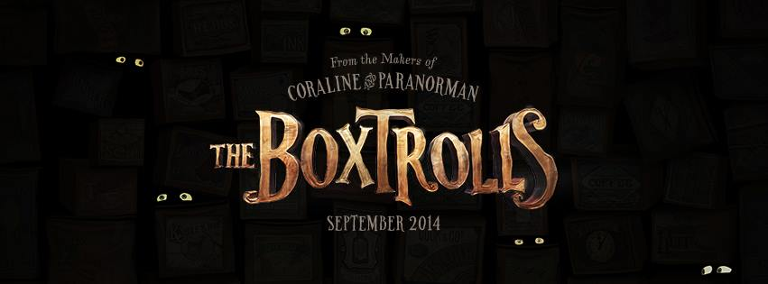 The BoxTrolls Marquee