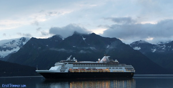 Cruising the Inside Passage in Alaska