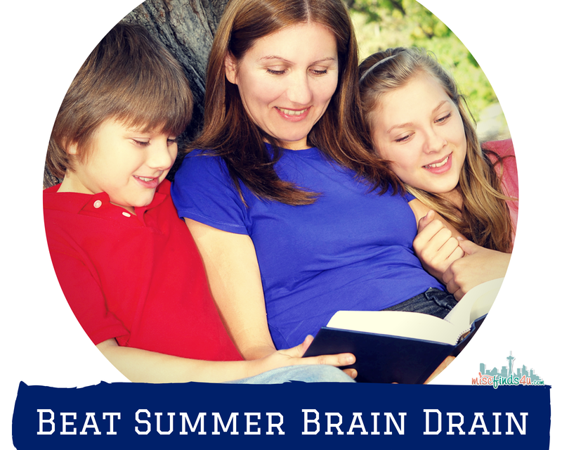 Summer Brain Drain: Teacher Recommended Resources