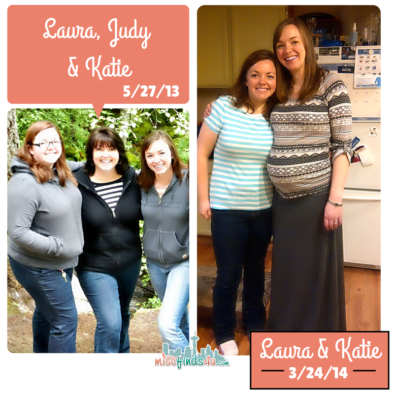 Laura's Gastric Sleeve Surgery Before and After Photos