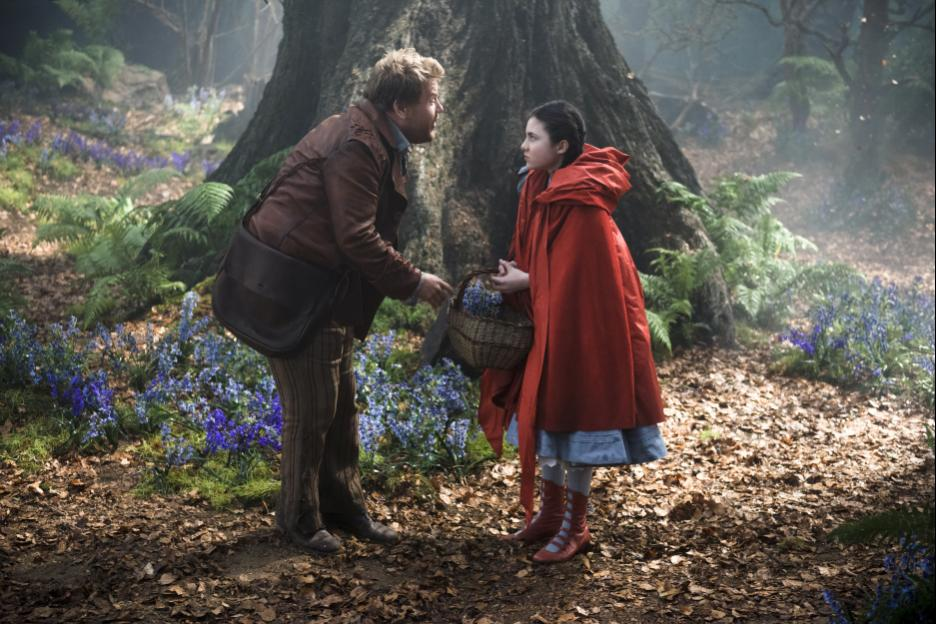 Into the Woods - Opens Christmas Day 2014  - Walt Disney Studios
