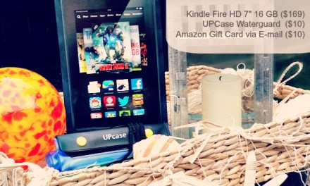 Kindle Fire HD Giveaway Plus 15 More to Enter – Summer Giveaways