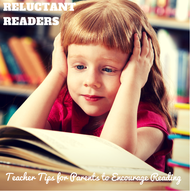 Reluctant Readers: During Summer