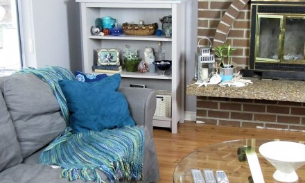 Sauder: Easy Room Makeover with Ready-to-Assemble Furniture Made in the USA