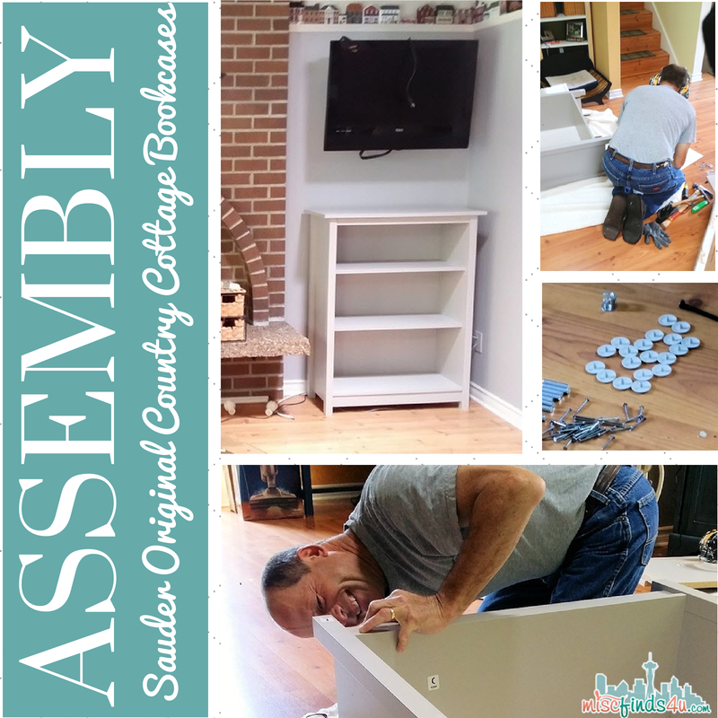 Sauder: Easy Room Makeover with Ready-to-Assemble Furniture Made in the USA ad