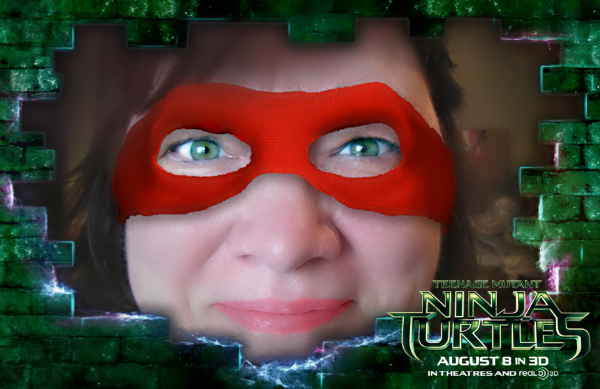TMNT Yourself - ad
