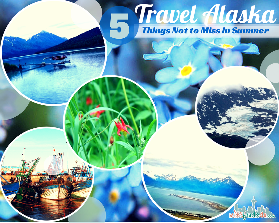 Travel Alaska 5 Things Not to Miss When Visiting in Summer