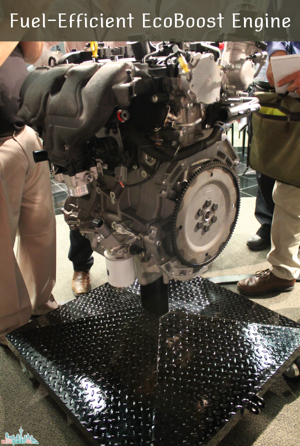 Fuel-Efficient EcoBoost Engine