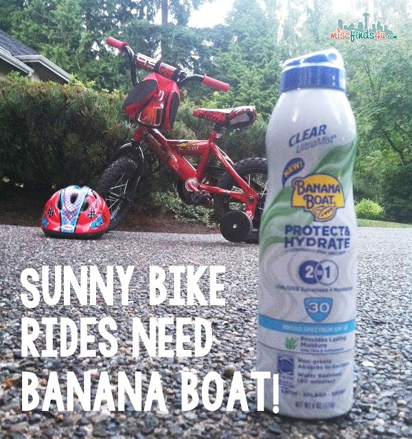 Skin Protection On The Go with Banana Boat #BBBestSummer