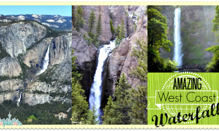 Amazing West Coast Waterfalls to Visit