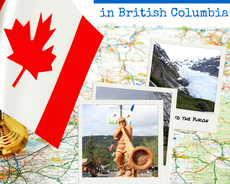 Best Drives in British Columbia Canada