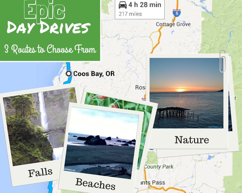 Travel Oregon: Epic Day Drives