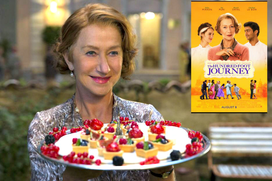 THE HUNDRED-FOOT JOURNEY Inspired Recipes & Sweepstakes