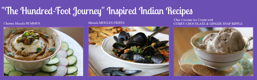 Hundred Foot Journey Indian Recipes