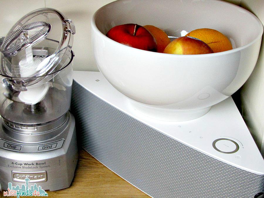 Samsung SHAPE Wireless Audio System Kitchen - August Audio Fest at Best Buy @BestBuy #AudioFest ad