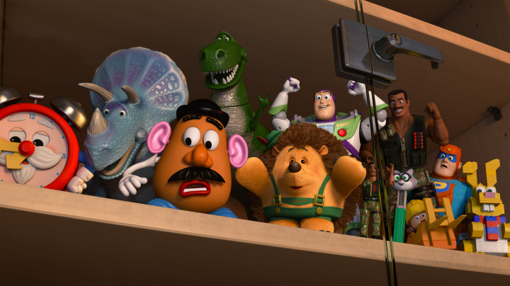 The Toy Story of Terror: Educational and Entertaining