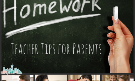 Teacher Tips for Parents: Helping Your Child with Homework