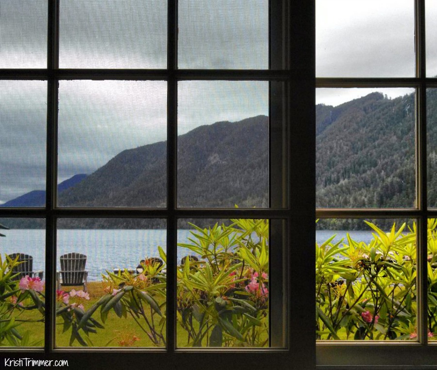 Lake Crescent Lodge - Washington State
