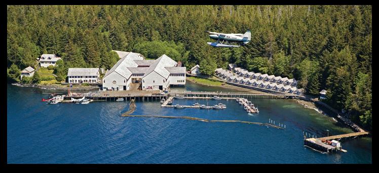 Alaska Sport Fishing Resorts – He Deserves It!