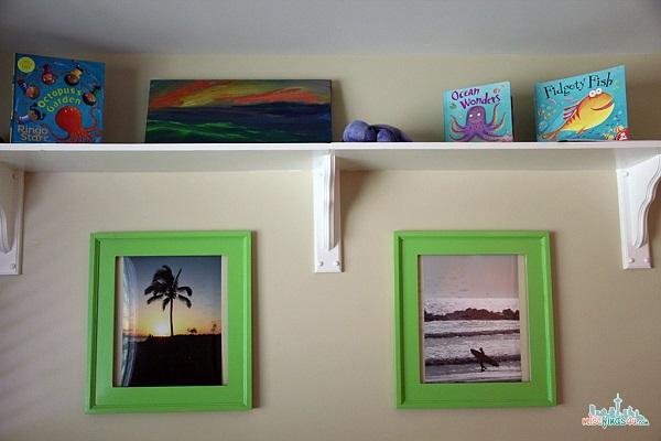 Jack's Room - Beach & Ocean themed decor
