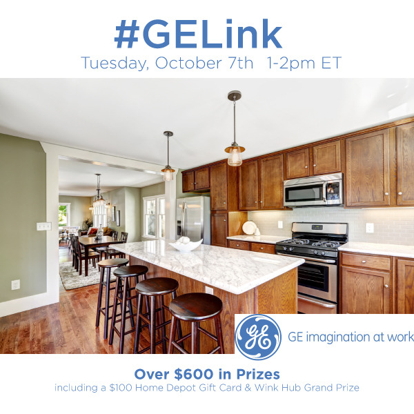 RSVP for the #GELink Twitter Party 10/07 10am PDST