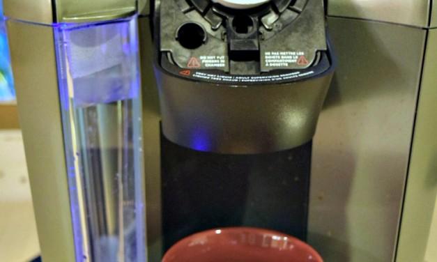Keurig 2.0 Coffee Maker – Cup or Carafe?