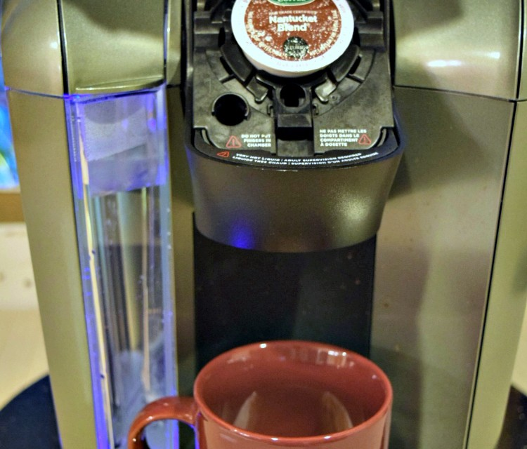 Keurig 2.0 Coffee Maker – Cup or Carafe?
