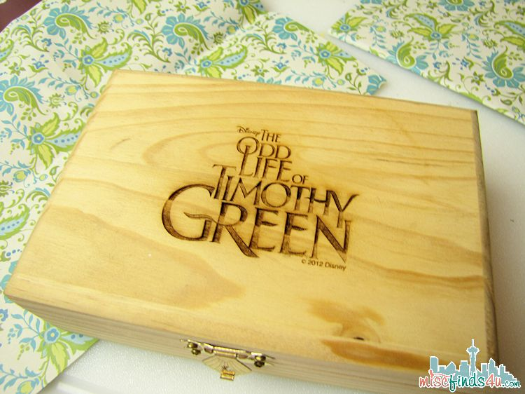 Recycling Wooden Box - How to Paint a Wood Box - Decoupage Craft Makeover